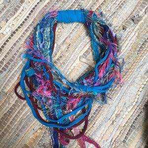 Accessories - Scarf Necklace